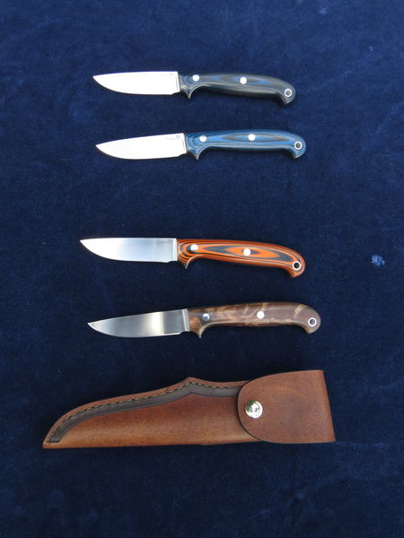 custom hunting knives