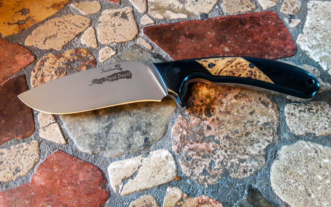 Brand New Custom Survival Knives!